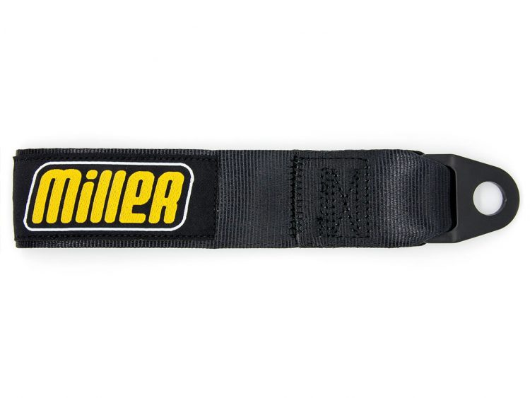 Tirador Rally negro Racing Miller