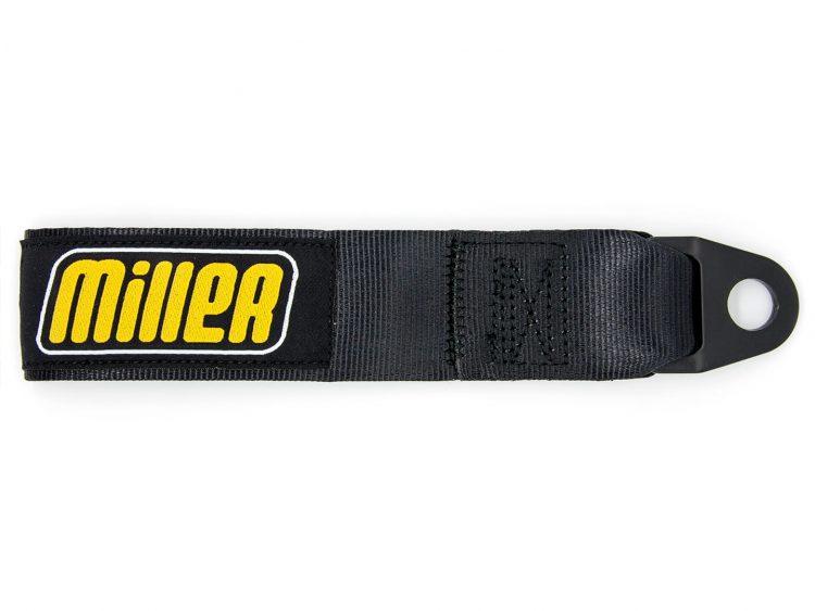 Tirador Rally negro Racing Miller